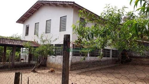 Imagem 1 de 13 de Chácara Com 4 Dormitórios À Venda, 4900 M² Por R$ 1.400.000 - Buquirinha - São José Dos Campos/sp - Ch0578