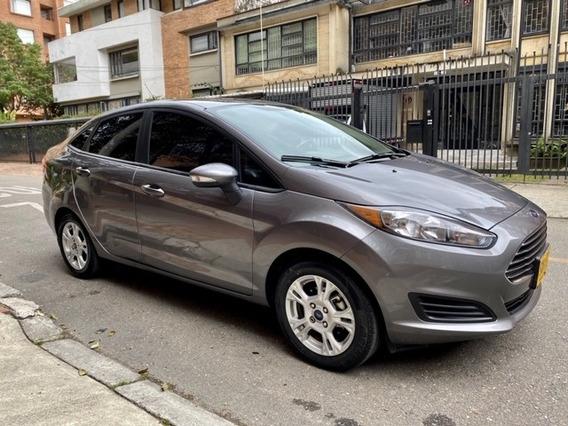 Ford Fiesta Sedán Se Plus Powershift 2014