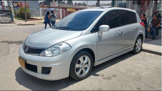 Nissan Tiida Tiida Premium Mecáni