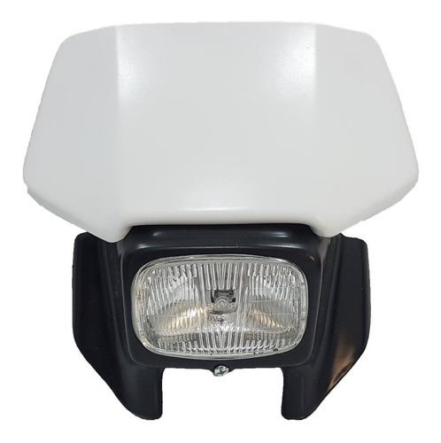 Mascara Carenado Faro Cupulina Xr 250 R 96/04  Solomototeam