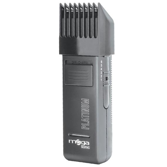 Máquina De Corte Cabelo Barba Bigode Mega Sonic Bivolt At389