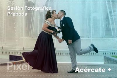 Sesión Fotográfica Preboda