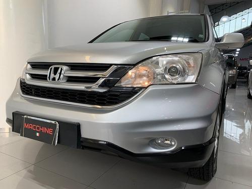 Honda Cr-v 2.4 Exl At 4x4