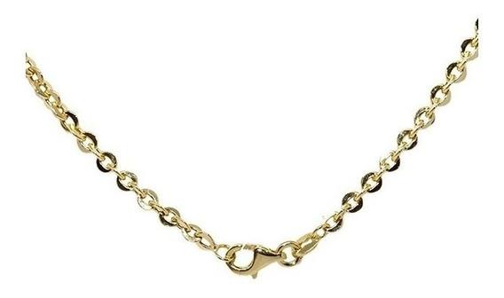 Cordão Ouro 18k Bailarina 45cm - Código 9048