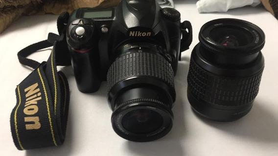 Câmera Nikon D50kit