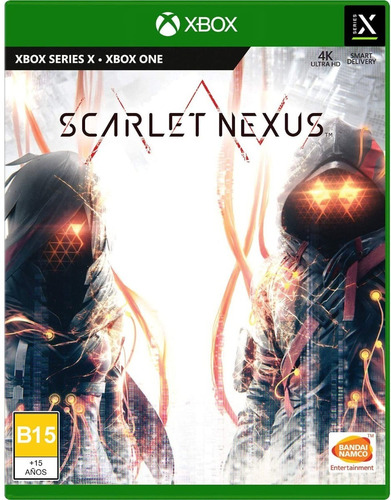 Imagen 1 de 6 de Scarlet Nexus - Xbox Series X - S | Xbox One