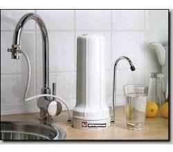 Filtro Industrial Purificador De Agua Sobre O Bajomesada