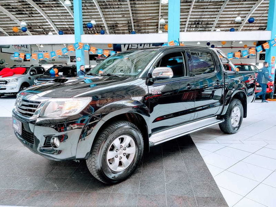 Toyota Hilux Cd 4x4 Srv 3.0 2012