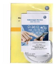Manual Volkswagen Up! Original Lacrado Volkswagen