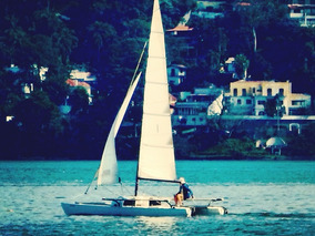 Catamaran Hobie 21 Sport Cruiser