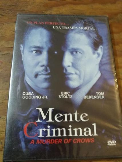 Mente Criminal A Murder Of Crows ( Dvd Nuevo )