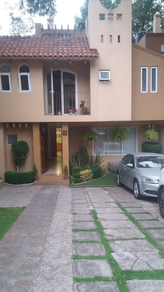 Desierto De Los Leones, Hermosa Casa En Condominio Con Excelente Ubicación