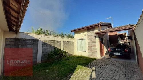 Imagem 1 de 28 de Casa Com 3 Dormitórios À Venda, 123 M² Por R$ 350.000,00 - Cibratel Ii - Itanhaém/sp - Ca1828