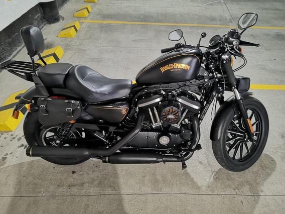 Harley Davidson Xl Sportster 883n