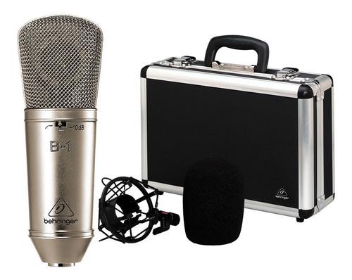 Microfono Condenser Behringer B1
