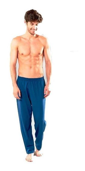 Pantalón Pijama Largo Liso Puro Algodón T.xl Primus Cuotas