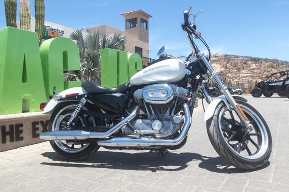 Harley Davidson 883 2015