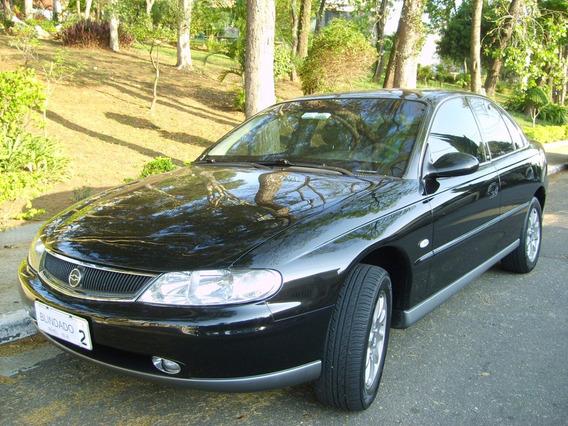 Gm Omega C D 3.8 V6 - 2001 - Blindado
