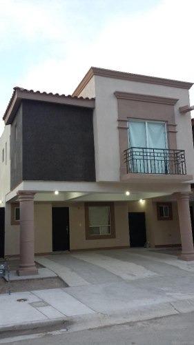 Casa En Renta Cd. Juárez Chih Fraccionamiento Turquesa.