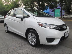 Honda Fit Fun Impecable 2015