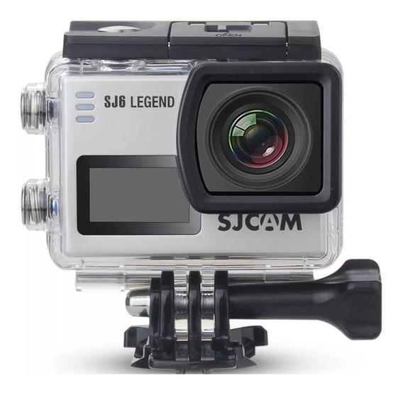 Camera Sjcam Sj6 Legend Wifi Action Cam Resitência Água 30m