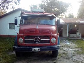 Mercedes-benz 1114 Volcador