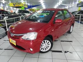 Toyota Etios Sedan Xls 1.5 2013