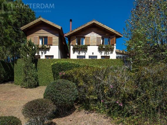 Casa A Venda No Morro Do Elefante, Campos Do Jordão - Cc00175 - 68314861