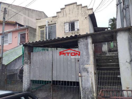 Imagem 1 de 5 de Terreno À Venda, 450 M² Por R$ 800.000 - Vila Londrina - São Paulo/sp - Te0421