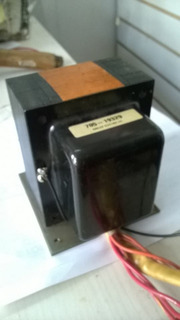 Transformador De Poder Para Amplificador Peavey