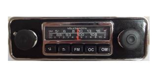 Rádio Original Volkswagen Fusca, Brasília, Tl - Am Fm