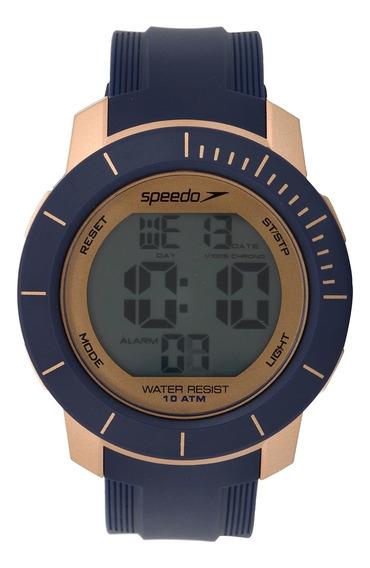 Relógio Masculino Speedo 80601g0evnp3 Azul