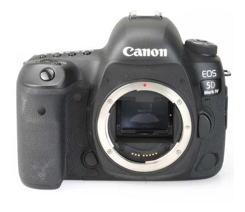 Câmera Dslr Canon Eos 5d Mark Iv Fullframe 4k