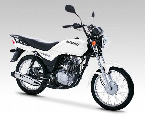 Motocicleta Suzuki Ax4 2020 Nueva