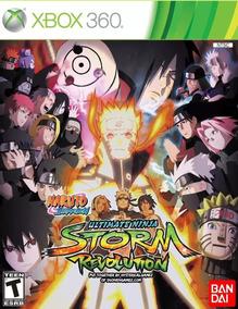 Naruto Storm R Xbox 360 Digital