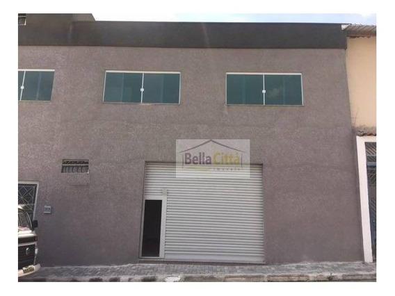 Salão Para Alugar Por R$ 1.200/mês - Sl0005