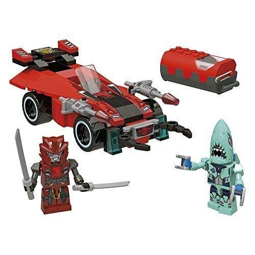 Kre-o Transformers Robots Disfrazados Sideswipe Roadway Rund