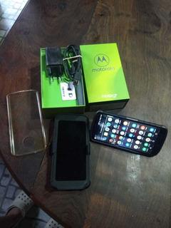 Motorola G6 Liberado Con Dos Fundas West