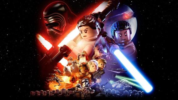 Lego Star Wars: The Force Awakens Steam Cd Key Original Pc