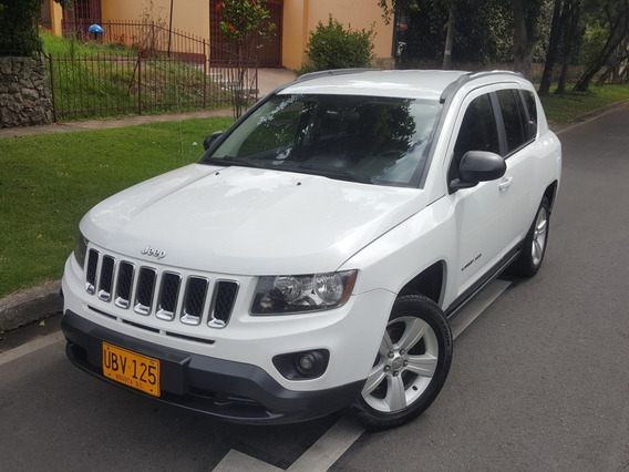 Jeep Compass At Cuero 4x2