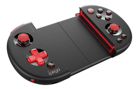 Controle Joystick Para Celular Pc Gamepad Ipega Red Knight