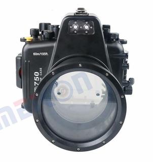 Estuche Meikon Case Housing Submarino Para Nikon D750