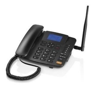 Telefone Rural De Mesa Re502 Quadriband 2g Dual Multilaser