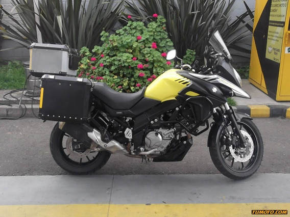 Suzuki V-strom At 650 Abs