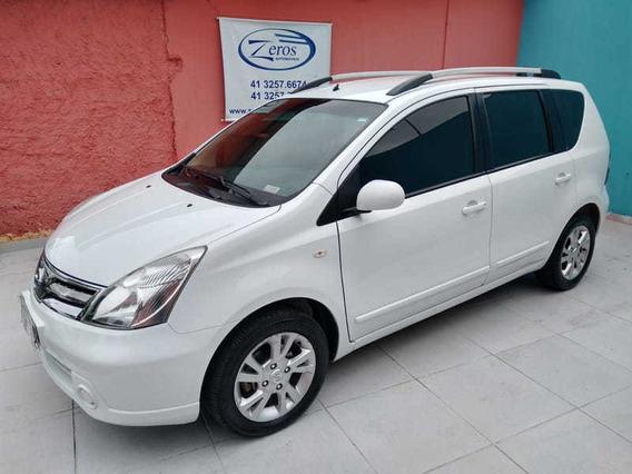 Nissan Livina S 1.6 16v Flex 4p