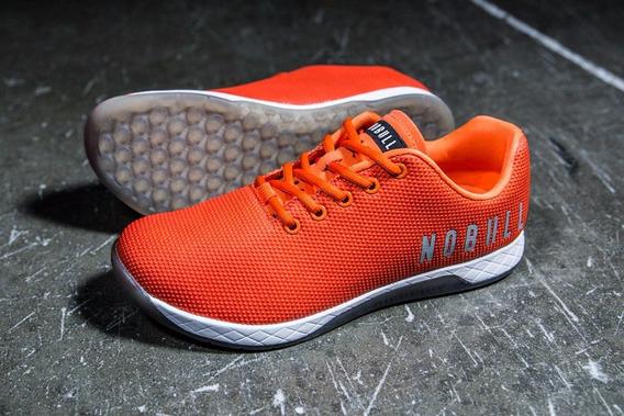 Nobull Trainer Unisex Bright Orange Frete Grátis