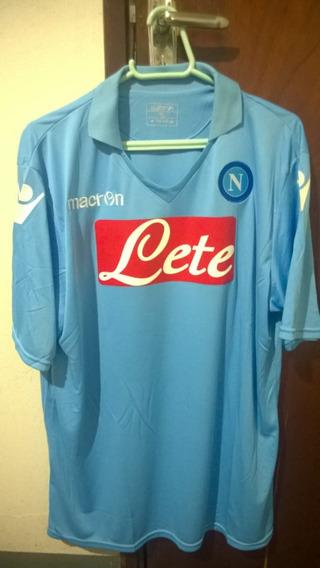 Camisa Napoli Home 11/12.