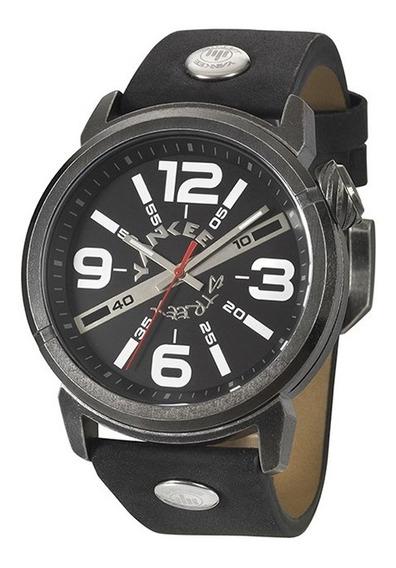 Relógio Yankee Street Analógico Black Angels Ys30461p