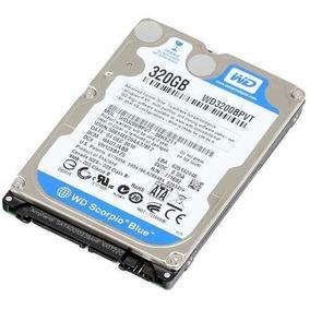 Hd 320gb Notebook Sata 3gb/s 5400rpm Seagate Xbox Ps4 Dvr Wi