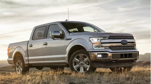 Ford F-150 Lariat Luxury V8 5.0l Linea 2021